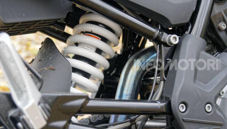 """Prova BMW G 310 GS, il punto di accesso al """"mondo giesse"""" - Foto 21 di 48"""