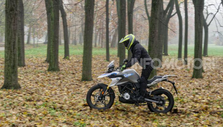 """Prova BMW G 310 GS, il punto di accesso al """"mondo giesse"""" - Foto 24 di 48"""