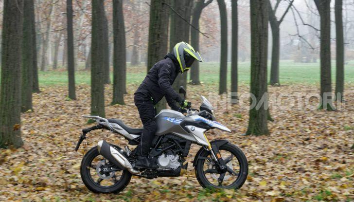 """Prova BMW G 310 GS, il punto di accesso al """"mondo giesse"""" - Foto 27 di 48"""