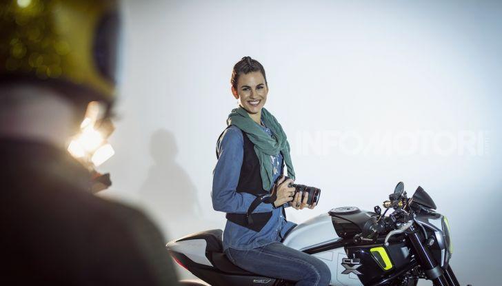 CF Moto 700CL-X: presentata a EICMA la nuova classic di media cilindrata - Foto 10 di 12