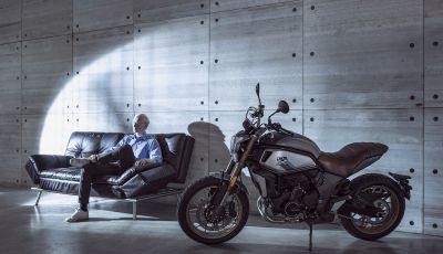 CF Moto 700CL-X: presentata a EICMA la nuova classic di media cilindrata