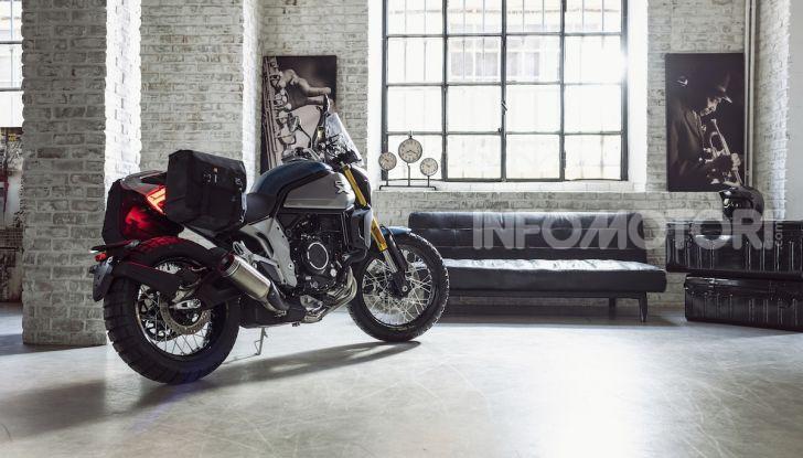 CF Moto 700CL-X: presentata a EICMA la nuova classic di media cilindrata - Foto 7 di 12