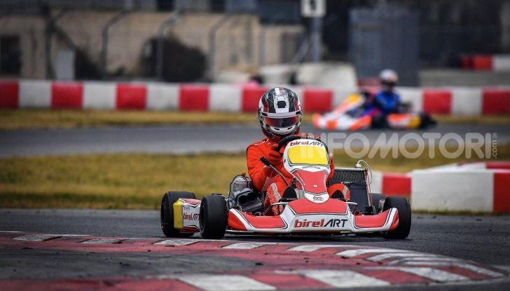 Karting: il ferrarista Charles Leclerc fonda un team di go-kart con BirelART - Foto 4 di 11