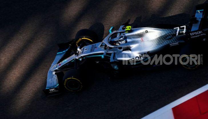 F1 2019, GP di Abu Dhabi: Hamilton vince l'ultima gara della stagione, la Ferrari terza con Leclerc - Foto 2 di 10