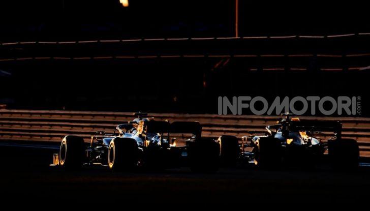 F1 2019, GP di Abu Dhabi: Hamilton vince l'ultima gara della stagione, la Ferrari terza con Leclerc - Foto 6 di 10