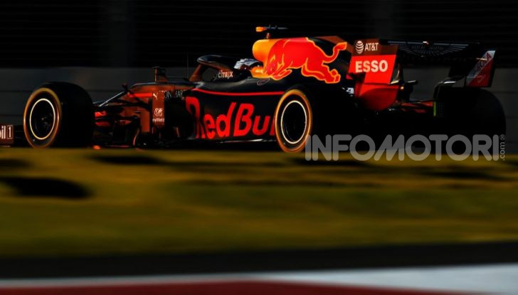 F1 2019, GP di Abu Dhabi: Bottas domina le libere del venerdì, la Ferrari insegue - Foto 7 di 10