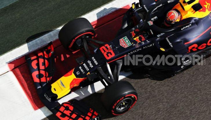F1 2019, GP di Abu Dhabi: Hamilton vince l'ultima gara della stagione, la Ferrari terza con Leclerc - Foto 8 di 10