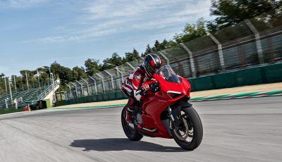 Ducati Panigale V2: per la pista e per la strada