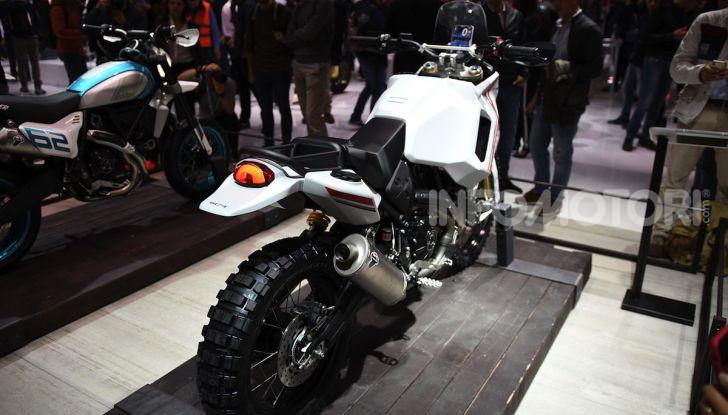 Ducati Scrambler Desert X: ad Eicma 2019 il Concept Enduro in stile Dakar - Foto 5 di 10