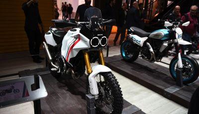 Ducati Scrambler Desert X: ad Eicma 2019 il Concept Enduro in stile Dakar