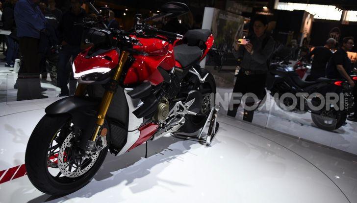 Ducati Streetfighter V4 e V4S: le super-naked da 208 cavalli in stile Panigale - Foto 5 di 40