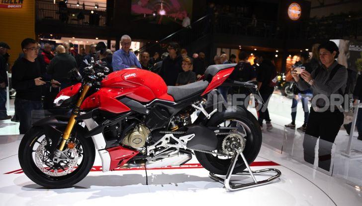 Ducati Streetfighter V4 e V4S: le super-naked da 208 cavalli in stile Panigale - Foto 7 di 40