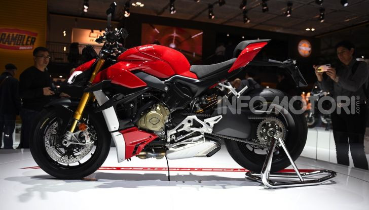 Ducati Streetfighter V4 e V4S: le super-naked da 208 cavalli in stile Panigale - Foto 6 di 40
