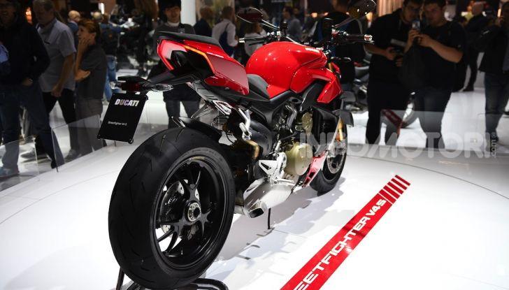 Ducati Streetfighter V4 e V4S: le super-naked da 208 cavalli in stile Panigale - Foto 11 di 40