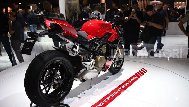Ducati Streetfighter V4 e V4S: le super-naked da 208 cavalli in stile Panigale - Foto 8 di 40