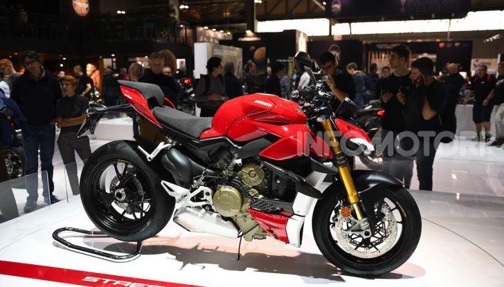 Ducati Streetfighter V4 e V4S: le super-naked da 208 cavalli in stile Panigale - Foto 3 di 40