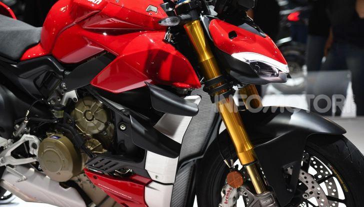 Ducati Streetfighter V4 e V4S: le super-naked da 208 cavalli in stile Panigale - Foto 2 di 40