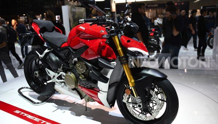 Ducati Streetfighter V4 e V4S: le super-naked da 208 cavalli in stile Panigale - Foto 1 di 40