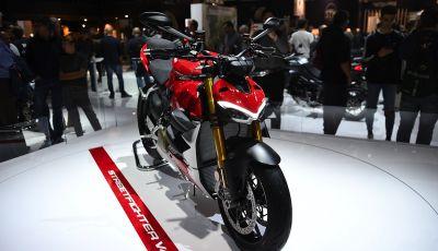 Ducati Streetfighter V4 e V4S: le super-naked da 208 cavalli in stile Panigale