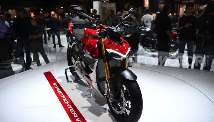 Ducati Streetfighter V4 e V4S: le super-naked da 208 cavalli in stile Panigale - Foto 4 di 40