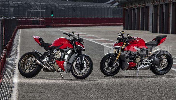 """Ducati Streetfighter V4 eletta la """"Moto più bella"""" di EICMA2019 - Foto 1 di 8"""
