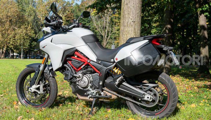 """Prova video Ducati Multistrada 950 S, la miglior """"Multi"""" di sempre? - Foto 3 di 37"""