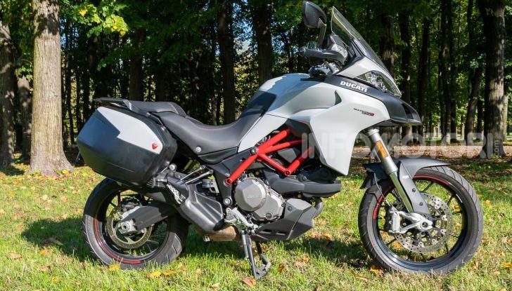 """Prova video Ducati Multistrada 950 S, la miglior """"Multi"""" di sempre? - Foto 5 di 37"""