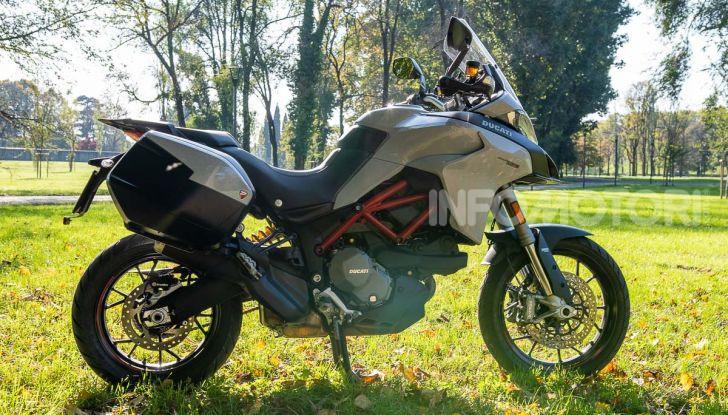 """Prova video Ducati Multistrada 950 S, la miglior """"Multi"""" di sempre? - Foto 7 di 37"""