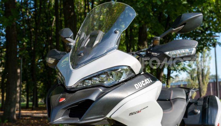 """Prova video Ducati Multistrada 950 S, la miglior """"Multi"""" di sempre? - Foto 8 di 37"""