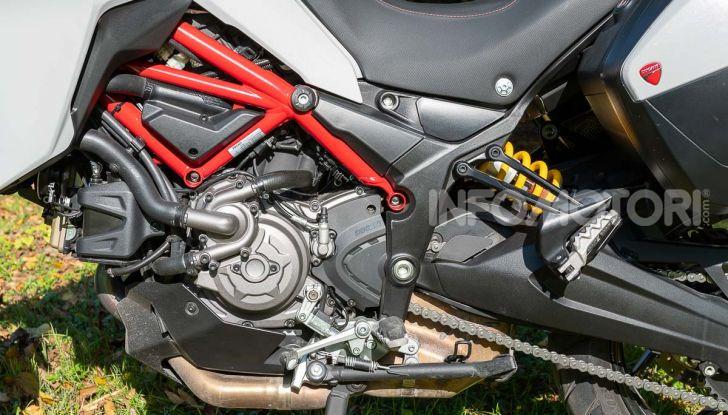 """Prova video Ducati Multistrada 950 S, la miglior """"Multi"""" di sempre? - Foto 10 di 37"""
