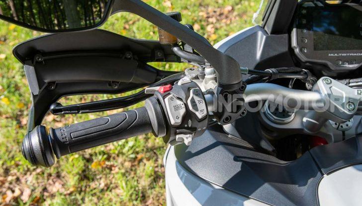 """Prova video Ducati Multistrada 950 S, la miglior """"Multi"""" di sempre? - Foto 12 di 37"""