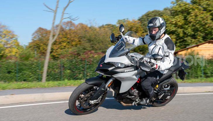 """Prova video Ducati Multistrada 950 S, la miglior """"Multi"""" di sempre? - Foto 33 di 37"""