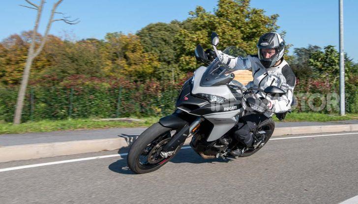 """Prova video Ducati Multistrada 950 S, la miglior """"Multi"""" di sempre? - Foto 35 di 37"""