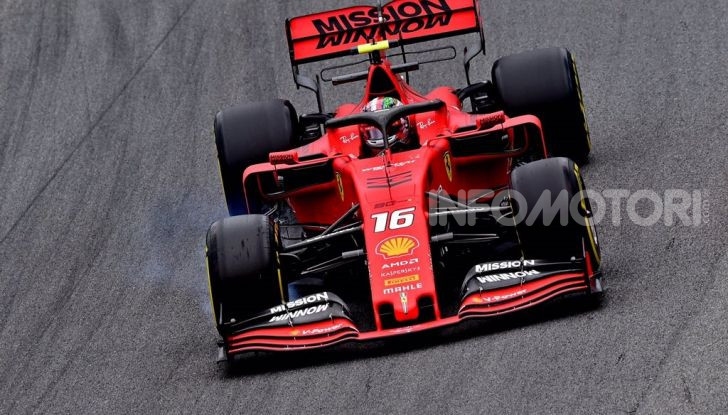 F1 2019, GP del Brasile: gli orari tv Sky e TV8 di Interlagos - Foto 8 di 12