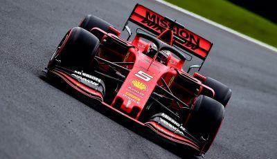 F1 2019, GP del Brasile: doppietta Ferrari nelle libere di Interlagos con Vettel davanti a Leclerc