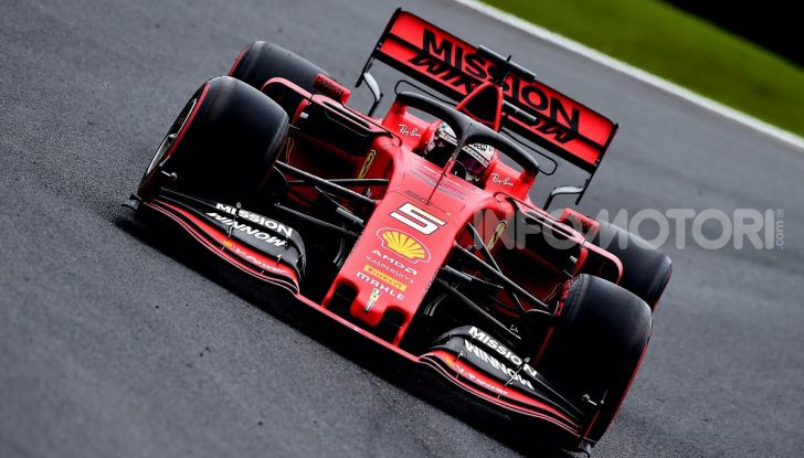 F1 2019, GP del Brasile: Max Verstappen firma la seconda pole position in carriera ad Interlagos - Foto 7 di 12