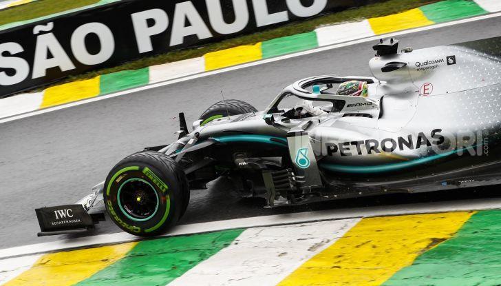 F1 2019, GP del Brasile: Max Verstappen firma la seconda pole position in carriera ad Interlagos - Foto 9 di 12