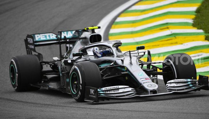 F1 2019, GP del Brasile: Max Verstappen firma la seconda pole position in carriera ad Interlagos - Foto 11 di 12
