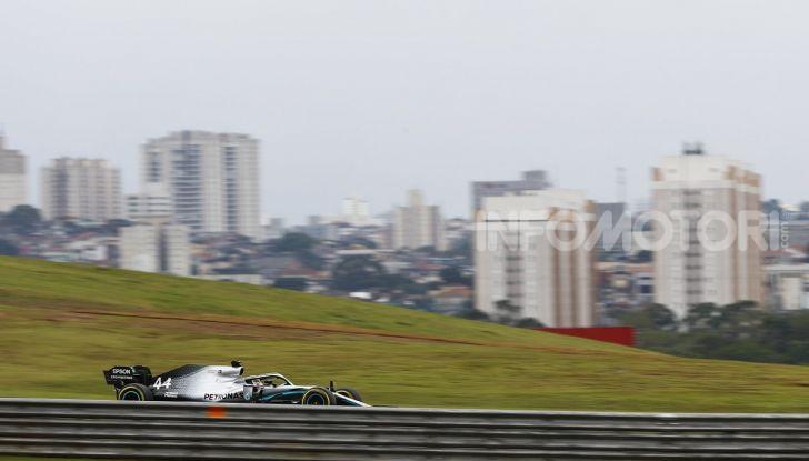 F1 2019, GP del Brasile: Max Verstappen firma la seconda pole position in carriera ad Interlagos - Foto 12 di 12