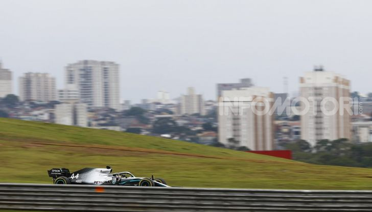 F1 2019, GP del Brasile: doppietta Ferrari nelle libere di Interlagos con Vettel davanti a Leclerc - Foto 12 di 12