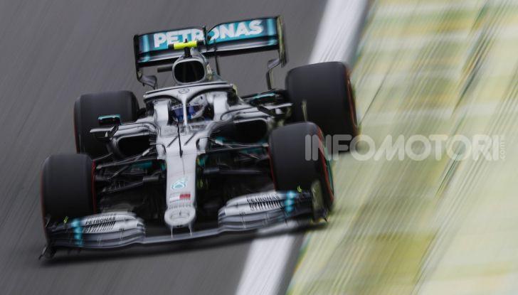 F1 2019, GP del Brasile: Max Verstappen firma la seconda pole position in carriera ad Interlagos - Foto 10 di 12