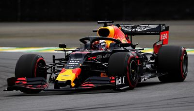 F1 2019, GP del Brasile: Max Verstappen firma la seconda pole position in carriera ad Interlagos