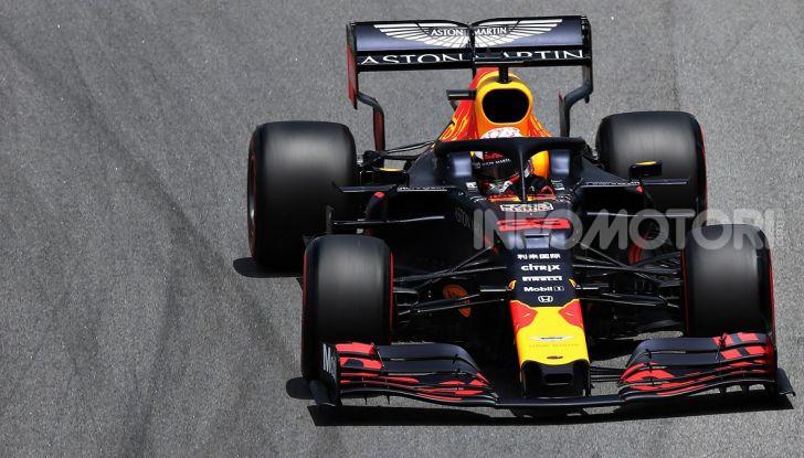 F1 2019, GP del Brasile: Max Verstappen firma la seconda pole position in carriera ad Interlagos - Foto 2 di 12