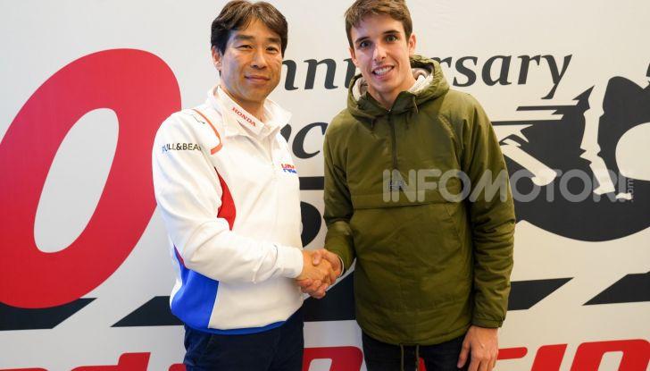 MotoGP: Alex Marquez farà coppia con Marc nel team Honda Repsol 2020 - Foto 2 di 8