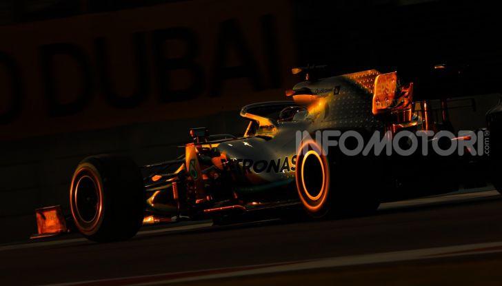 F1 2019, GP di Abu Dhabi: Hamilton vince l'ultima gara della stagione, la Ferrari terza con Leclerc - Foto 3 di 10