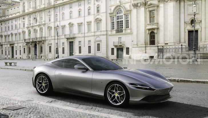 Ferrari Roma: un nuovo modello, una gamma sempre più eterogenea - Foto 1 di 5