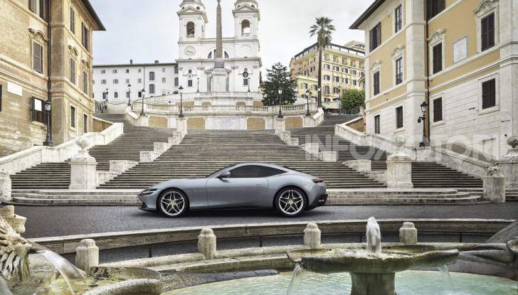 Ferrari Roma: un nuovo modello, una gamma sempre più eterogenea - Foto 2 di 5