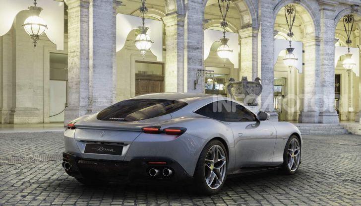 Ferrari Roma: un nuovo modello, una gamma sempre più eterogenea - Foto 4 di 5