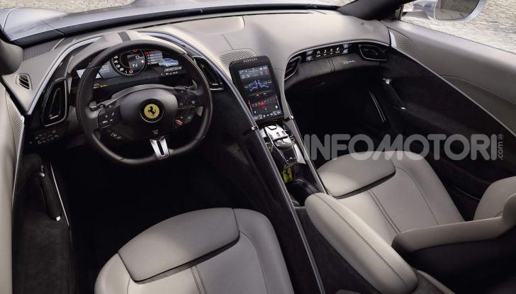 Ferrari Roma: un nuovo modello, una gamma sempre più eterogenea - Foto 5 di 5