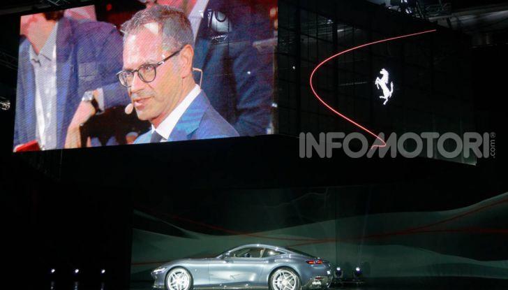 Video anteprima Ferrari Roma, la nuova dolce vita su ruote - Foto 8 di 52